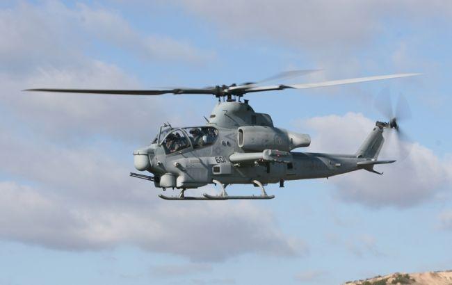 У США розбився вертоліт морських піхотинців