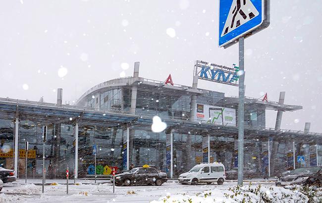 """Аэропорт """"Киев"""" увеличил пассажиропоток в 1,5 раза"""