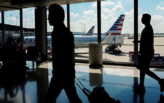Фото: аеропорт О'Хара в Чикаго