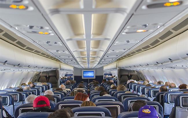 Фото: Салон самолета (pixabay.com-ty_yang)
