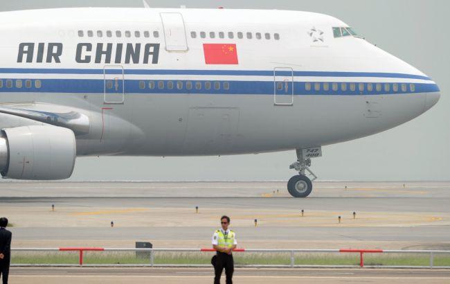 Китай отменил часть рейсов в столицу КНДР