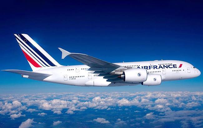 Фото: самолет (Air France KLM)