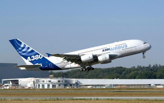 Фото: Літак Airbus А320 (iccjet.com)