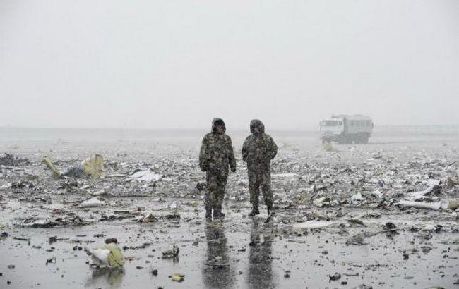 Фото: пасажирський Boeing 737-800 зазнав аварії в Ростові