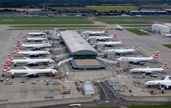 """Лондонский аэропорт """"Хитроу"""" начнет принимать рейсы из Киева"""