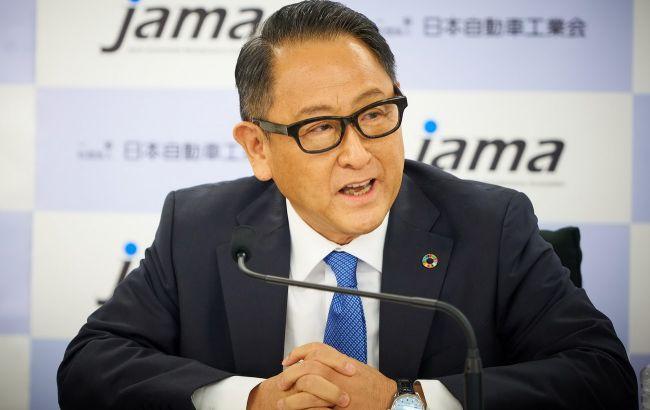 Катастрофа для Японії і мільйони людей без роботи: президент Toyota виступив проти заборони ДВС