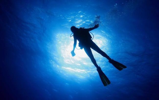 Фото: у Херсонській області виявили тіло аквалангіста
