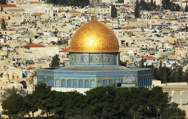 Посольство США в Єрусалимі можуть відкрити в травні