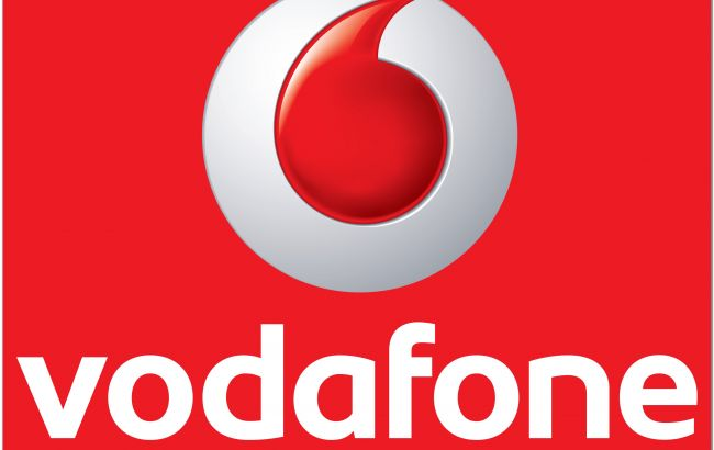 Фото: логотип Vodafone
