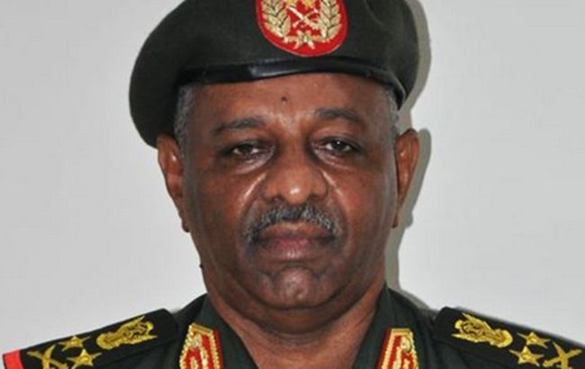 У Судані призначили голову Генштабу армії