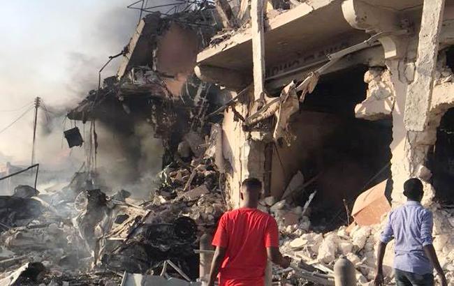 Вибух у Сомалі: кількість загиблих зросла до 231 особи