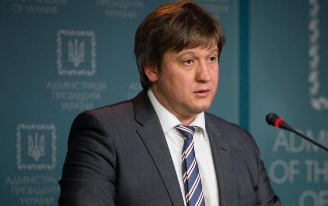 Киев ждет отМВФ рассмотрения вопроса транша зимой - Данилюк