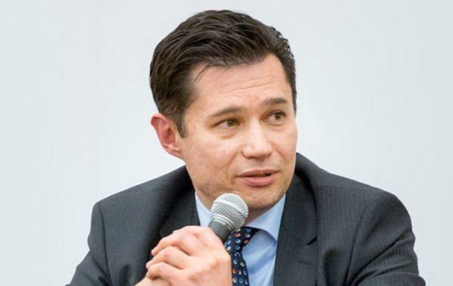 Фото: посол Украины в Австрии Александр Щерба