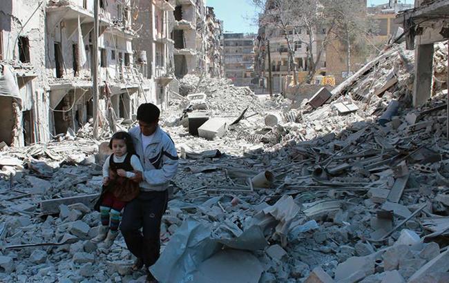 Фото: ситуация в Алеппо может привести к катастрофическим последствиям