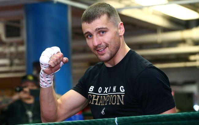 Стала известна дата чемпионского боя украинца Гвоздика за титул WBC