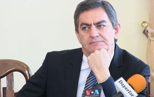 В Азербайджані затримали лідера опозиційної партії