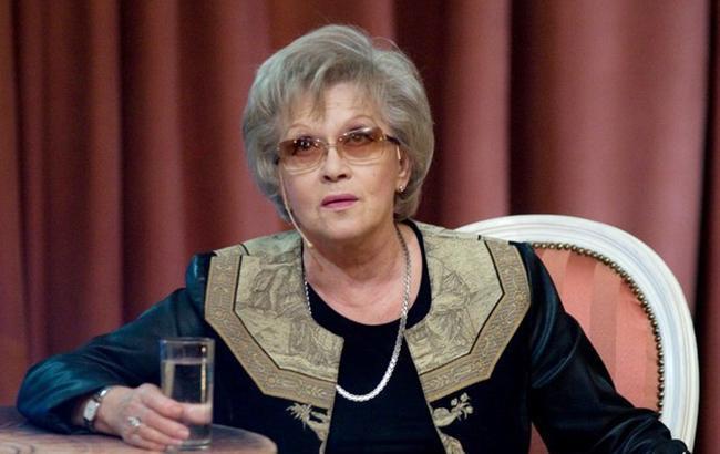 """""""Я сто лет не была"""": Алиса Фрейндлих прокомментировала попадание в """"черный список"""" Украины"""