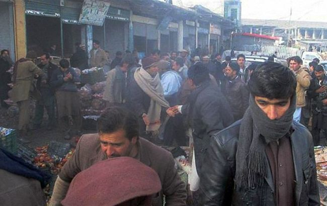 У Пакистані прогримів вибух на ринку, загинули четверо поліцейських
