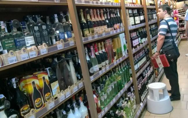 В Украине с сегодняшнего дня подорожает алкоголь