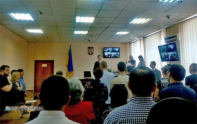 Фото: заседание суда (РБК-Украина)