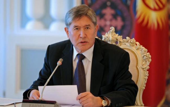 Фото: Алмазбек Атамбаев