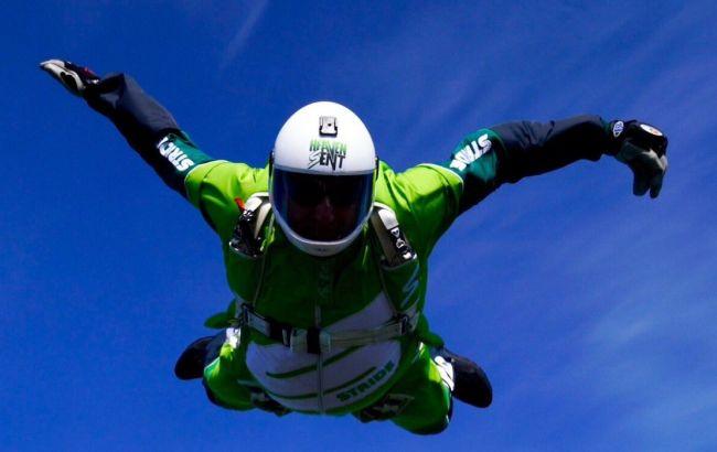 Фото: американець Люк Ейкінс встановив світовий рекорд