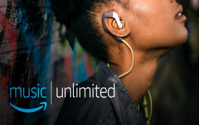 Фото: Amazon запустив власний музичний сервіс
