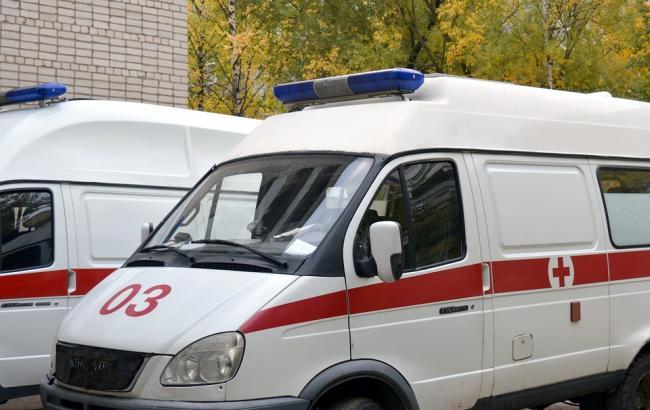 У Росії покарають водія, не пропустив машину дитячої швидкої допомоги