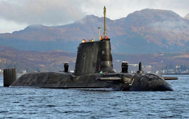 Все субмарины британского флота неисправны, - источник