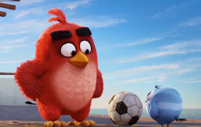 Фото: экранизация культовой игры Angry Birds (скриншот с официального YouTube-канала)