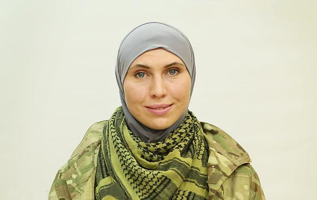 Під Києвом загинула Аміна Окуєва, обстріляний її автомобіль
