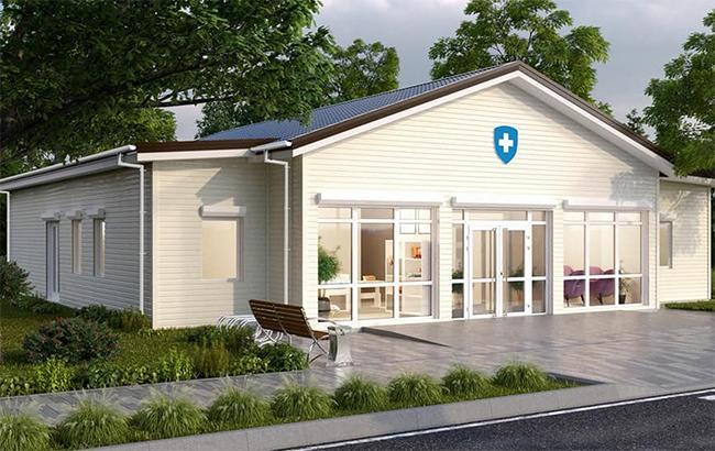 Минрегион разработал проекты строительства современных амбулаторий в сельской местности