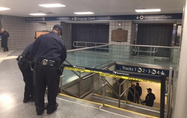 Фото: аварія поїзда в Нью-Йорку
