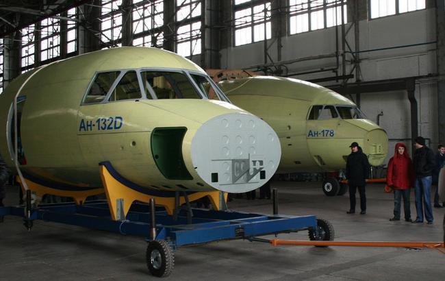 """""""Антонов"""" завершил опытную сборку транспортных Ан-178 и легкого Ан-132"""
