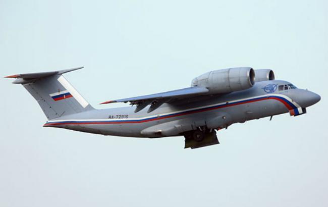 Фото: российский Aн-72 (пресс-служба Минобороны РФ)