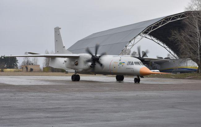 Фото: самолет Ан-132D (ukroboronprom.com.ua)