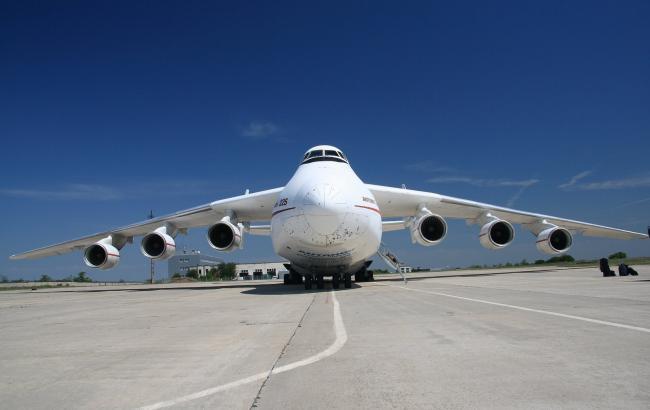 """Фото: самолет """"Мрия"""""""