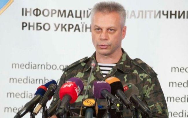 В зоні АТО за добу загинув один український військовий, 6 поранені, - АПУ