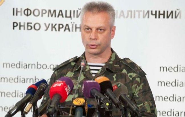 В зоні АТО за добу поранено 11 українських військових, загиблих немає - АПУ