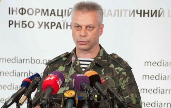 Разведка сообщает о 2 погибших и 3 раненых боевиках на Донбассе