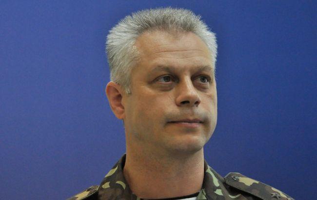 В зоне АТО за сутки нет погибших и раненых среди украинских военных, - штаб