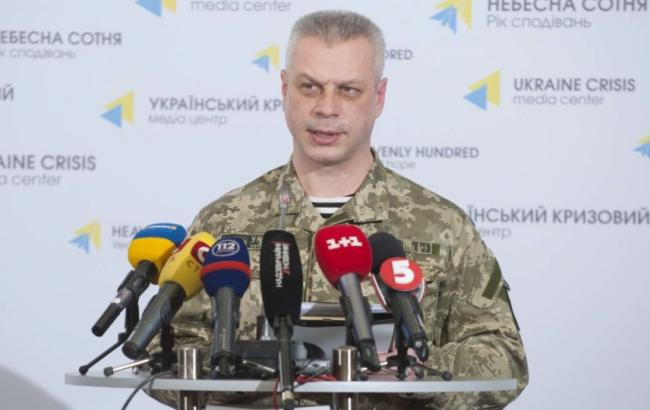 В зоні АТО за добу загинули 2 і поранено 6 військових, - АПУ