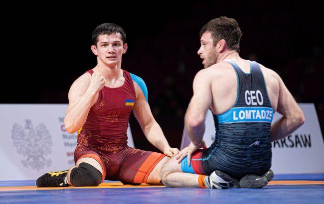 Українські борці завоювали ще дві медалі на ЧЄ