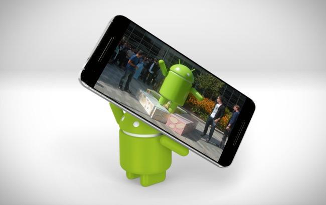 Фото: доля Android на мировом рынке мобильных операционных систем составит 85% по итогам года