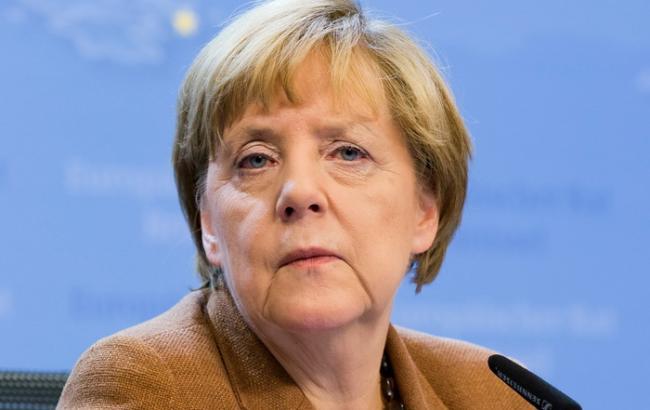Меркель соптимизмом смотрит навизовую либерализацию Турции иЕС
