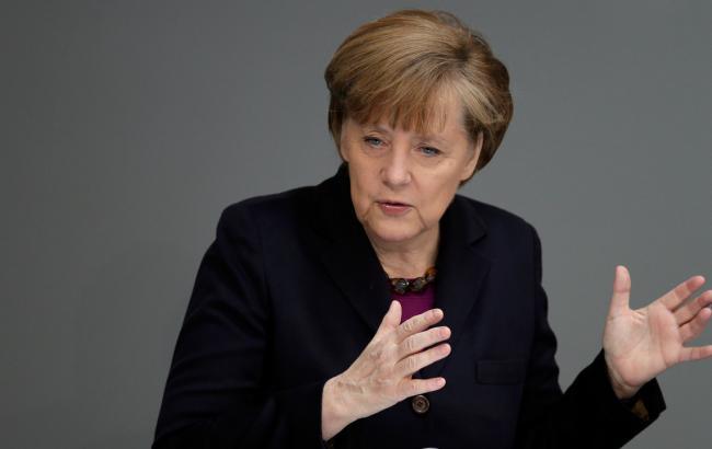 Фото: Ангела Меркель