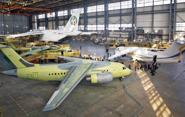 Украина построит авиационный завод в Саудовской Аравии
