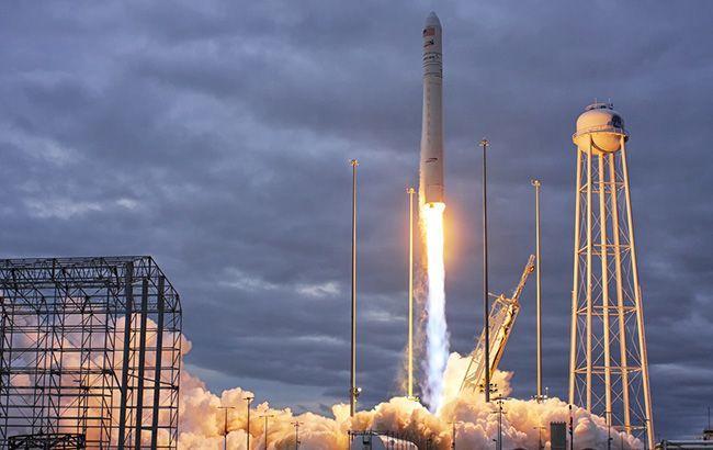 У США запустили частково створену в Україні ракету з вантажем для МКС