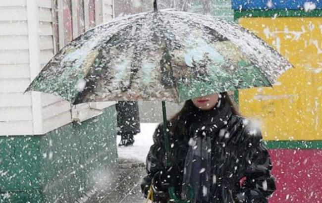 Фото: Снігу більше не чекають (unian.net)