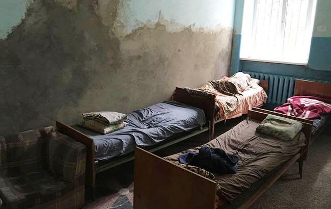 Фото: Больница (Antonina Kumka facebook)
